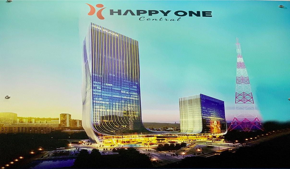 Tổng quan dự án happy one central